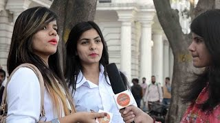 What do GIRLS like lean or muscular Guys Street Interview in India 2017 UnglibaaZ