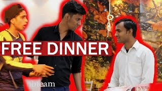 Free Dinner Prank (CHUTIYA Kato NGO) Pranks In India FT. Salil Gupta