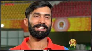 Gujarat Lions | Up close and Personal with Dinesh Karthik