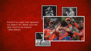 Gujarat Lions | Tribute To The Fans