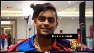 Gujarat Lions | Ishan Kishan - Gujarati Saafa Challenge