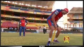 Gujarat Lions | Dizzy Cricket Challenge with Andrew Tye
