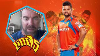 gujrat lion suresh raina video final