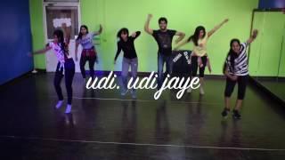 Udi Udi Jaye Raees DANCE cover Dance floor studio | Shah Rukh Khan Ram Sampath
