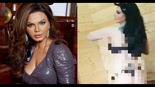 Rakhi Sawant's changing clothes leaked video goes Viral - Bollywood Bhaijan