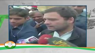 BJP has used money to win power in Manipur and Goa, they stole Governments : Rahul Gandhi