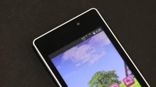 Intex Aqua V4 Unboxing Video