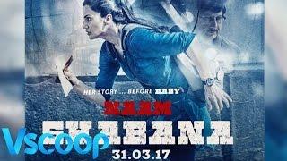 Naam Shabana - Official Trailer 2 - Akshay Kumar, Taapsee Pannu #Vscoop