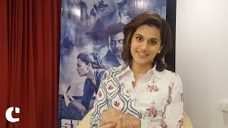 Taapsee Pannu on her upcoming action film Naam Shabana