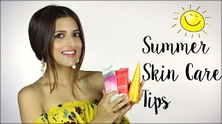 #BEAUTY TIPS- 9 Easy Summer Skin Care Tips For Clear, Glowing, Flawless Skin/ Knot Me Pretty