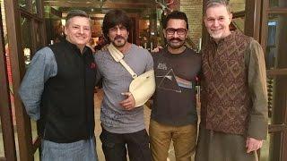 Aamir Khan talk on Personal Meeting with Shahrukh Khan | Shahrukh Khan Post His Shoulder Surgery