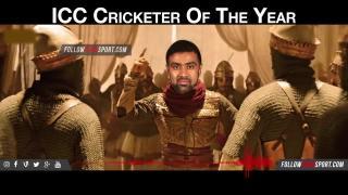 Kohli, Ashwin celebrate post ICC awards