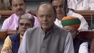 Tax collections will exceed Rs 17 lakh crore: Jaitley