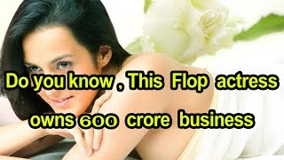 Do you know, this flop actress owns 600 crore business - Tulip joshi Beautiful But Flop Actress