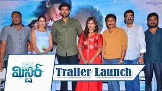 Mister Movie Trailer Launch Varun Tej, Lavanya Tripathi, Hebah Patel