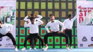 Creative Dance Crew Culture Of Street Dance Championship Semifinal