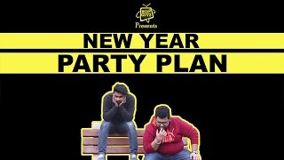 How to Plan New Year's Eve Party - BuzzGuyz - 31 Dec 2016