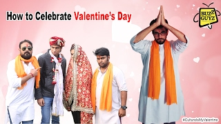 How to Celebrate Valentine's Day - Modern India 101 Ep01