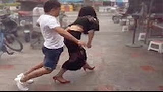 Top 10 Funny Videos - New Latest Funny Videos - Best Funny Girl - 2017 Best Funny Videos