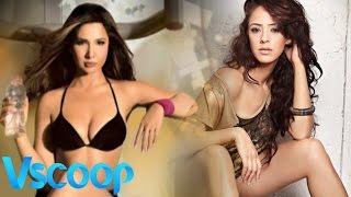 Hazel Keech Left Party Due To Yuvi's Ex-Kim Sharma #Vscoop