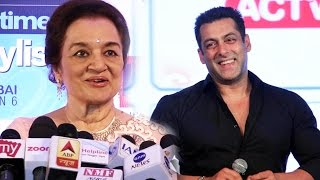 "Asha Parekh CONFIRMS Salman Khan Will Launch The Book ""Asha Parekh - The Hit Girl'"