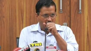 MCD Polls : Delhi CM Arvind Kejriwal Promises to Abolish Residential House Tax