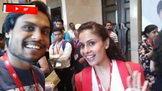 VLOG #1: Meeting BHUVAN BAM! Youtube FanFest Creator Camp Mumbai 2017 | KHS, Sam Tsui | #YTFF