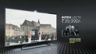 Intex  LED 5010 FHD TV Commercial