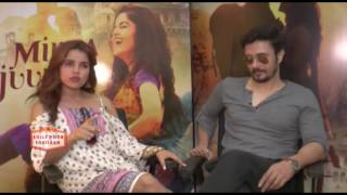 Team of Mirza Juuliet Promotional Interview - Darshan Kumar - Pia Bajpai