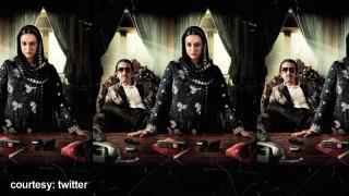 "Alert | Shraddha as ""Haseena"" with Don ""Dawood Ibrahim"""