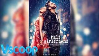 Half Girlfriend Motion Poster | Shraddha Kapoor, Arjun Kapoor #Vscoop