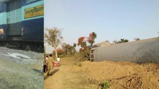 Mahakaushal Express derails in UP