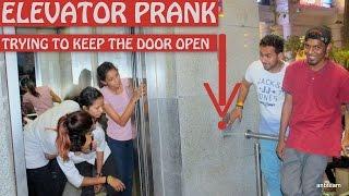 Elevator Prank Pranks In India
