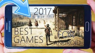 Top 5 Games For Your Android April 2017.