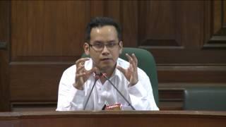 AICC Press Briefing By Gaurav Gogoi at Parliament House, March 28, 2017