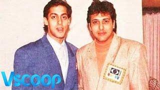 Throwback Picture Of Salman Khan & Govinda #Vscoop