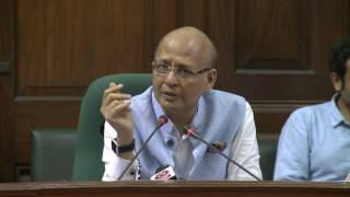 AICC Press Briefing By Abhishek Manu Singhvi at Parliament House March 31, 2017