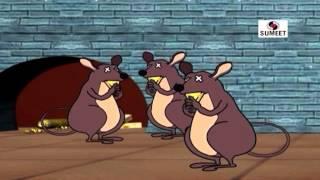 Three Blind Mice Nursery Rhyme English Sumeet Kids