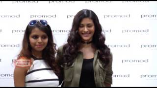 AMYRA DASTUR Launches Denim Atelier's New Collection || Bollywood News 2017