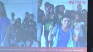 Ms. Ishita Bansal talks about Intex's CSR Goals at the CSR Live Week 2016