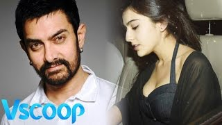"Aamir Khan To Cast Sara Ali Khan For ""Thugs Of Hindostan"" #Vscoop"