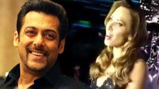 Ladylove Iulia Vantur SINGS Lag Jaa Gale For Salman Khan