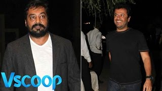 SEX SCANDAL | Anurag Kashyap Demands Vikas Bahl To Exit From Phantom #Vscoop