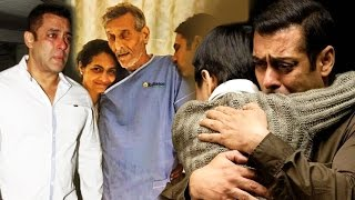 Salman Khan MEETS Vinod Khanna In Hospital, Salman Khan To Follow Aamir Khan For Tubelight