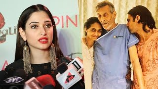Tamannaah Bhatia REACTS To Vinod Khanna's Shocking Hospital Pics