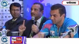 MPs vs Bollywood Actors T-20 tie in Dharamshala