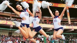 Video: Hottest And Sexiest IPL Cheerleaders of 2017