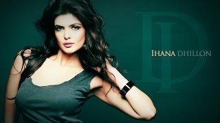 Hot PhotoShoot Of Actress Ihana Dhillon 2017 - Bollywood News 2017