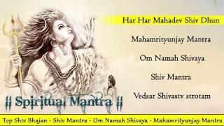 Top 5 SHIV MANTRA - OM NAMAH SHIVAYA - MAHAMRITYUNJAY MANTRA - SHIV DHUN - POWERFUL MANTRA..