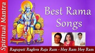 """Top 10 """"Best Ram Bhajan Songs"""" Raghupati Raghav Raja Ram - Ram Ji Ki Nikli Sawari - Hey Ram Hey Ram"""
